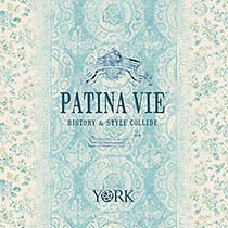 Бумажные обои  'Patina Vie' (York wallcowerings)